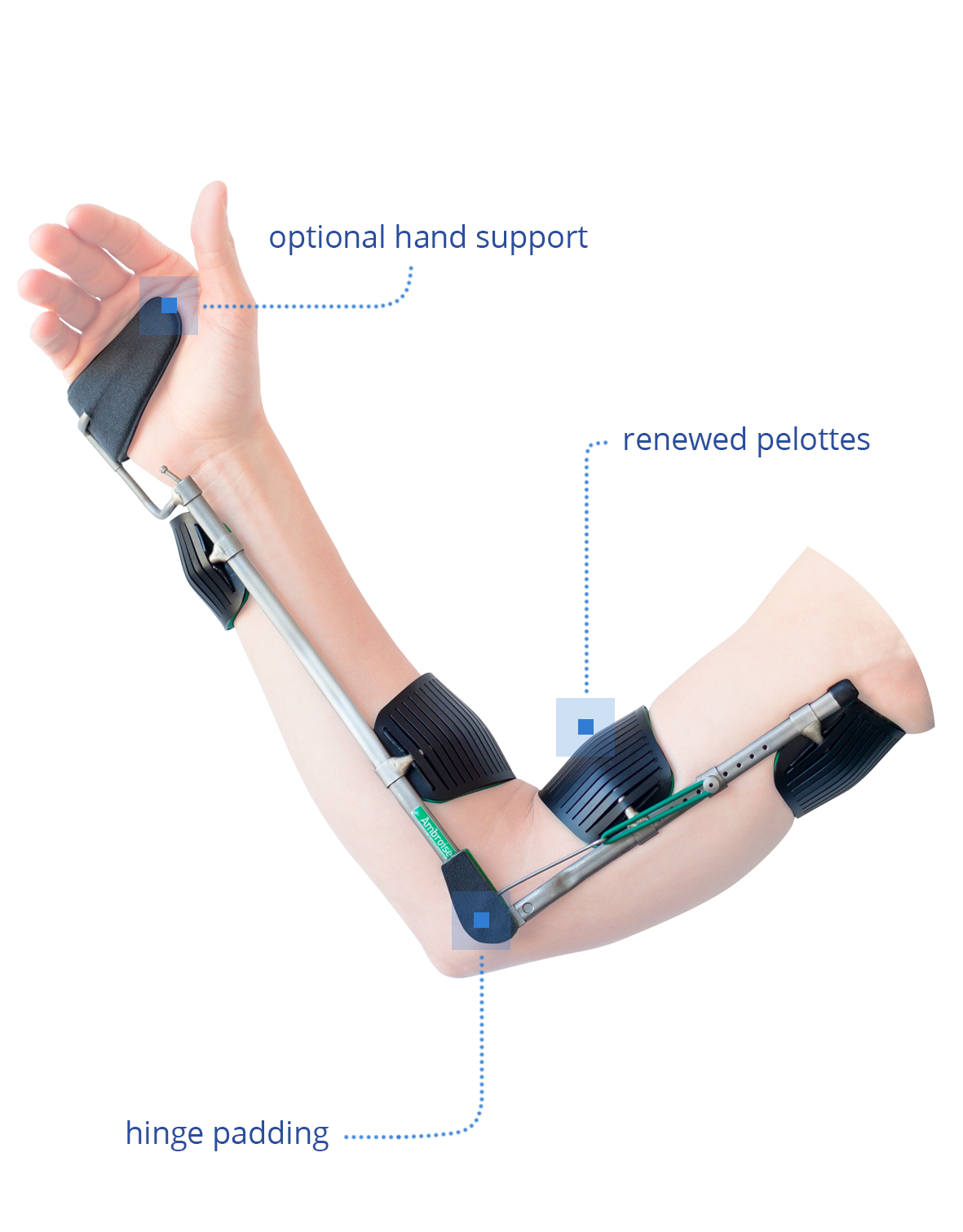 Wilmer Elbow Orthosis Ambroise