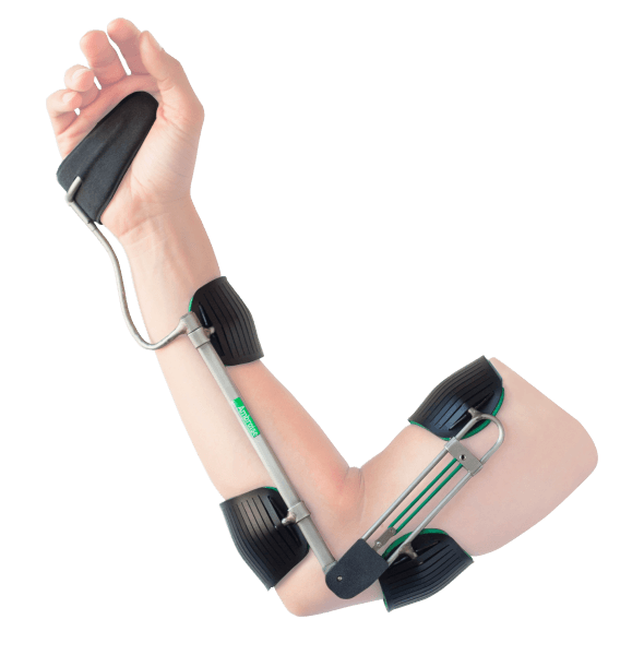 Wilmer Stretching Orthosis with hand support