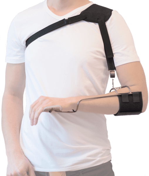 WCO shoulder orthosis